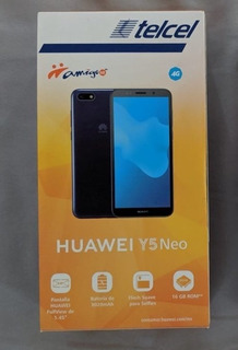 Celular Huawei Y5 Neo Nuevo