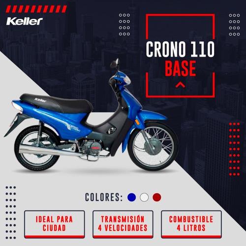 Keller Crono 110 Base Delivery Semi Scooter