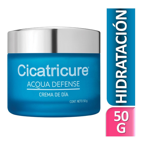 Cicatricure Acqua Defense Crema De Día Fps 15 X 50g