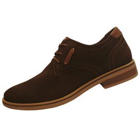 Zapato Sander Bass Para Hombre - Marron