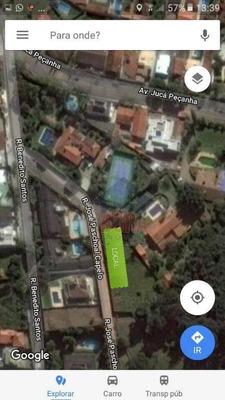 Terreno Residencial À Venda, Beiral Das Pedras, Atibaia. - Te0135