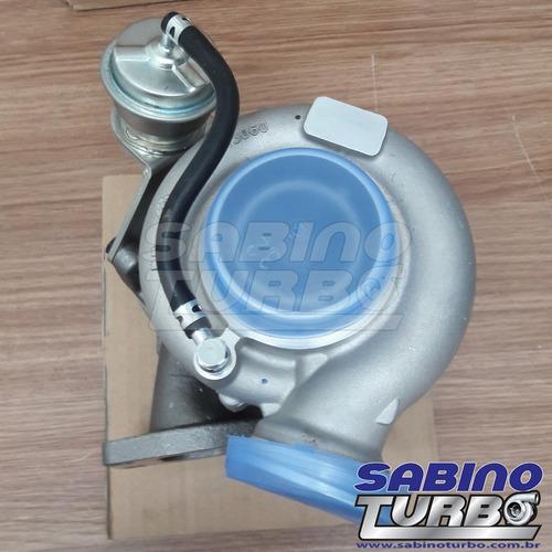 Turbo Atego / Accelo Mbb Om 924 Euro 5 B1g