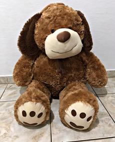 Cachorrinho De Pelúcia Gigante - Urso De Pelúcia 1 Metro