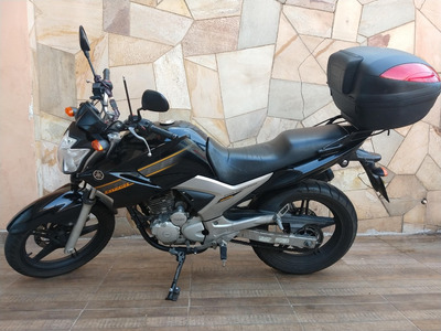 Yamaha Fazer 250 Ano 2011 Cor Preta