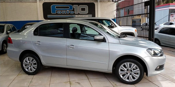 Vw Voyage G6 Itrend 1.6 Flex Completo * Airbag * Abs * Novo