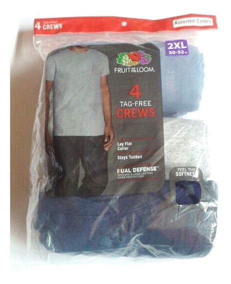 Playera Hombre Fruit Of The Loom 2xl