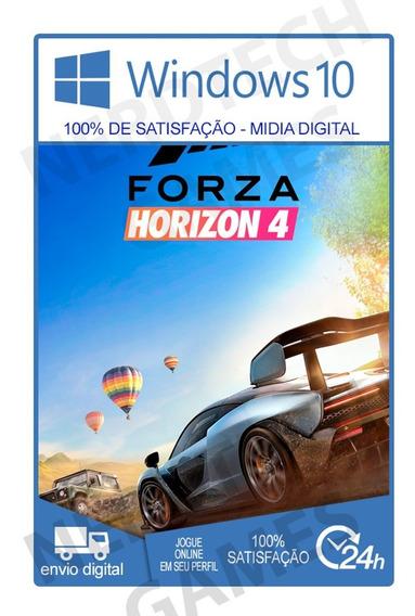 Forza Horizon 4 Pc - Windows 10 - Forza 4