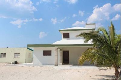 Renta De Casa Vacacional Ubicada En Telchac Frente Al Mar