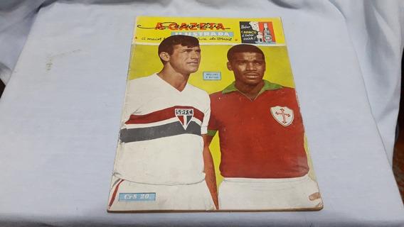Gazeta Esportiva Ilustrada 213 Ago/62 Taubate/sao Paulo/pelé