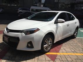 Toyota Corolla 4p S L4 1.8 Aut