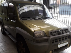 Fiat Doblo 1.8 Ano 2003/ Modelo 2004