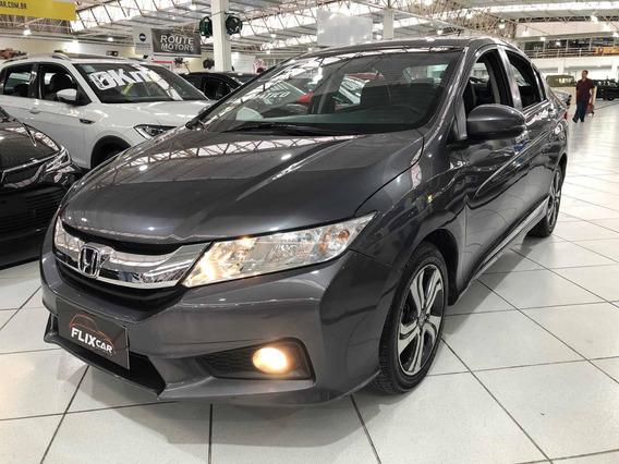 Honda City Ex 1.5 16v Flex Automático - 2014/2015