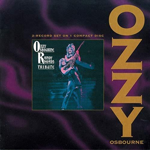 Osbourne Ozzy Tribute Usa Import Cd Nuevo
