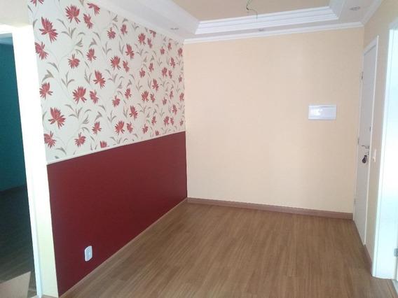 Lindo Apartamento No Jardim Vera Cruz, Sorocaba. - Ap1025
