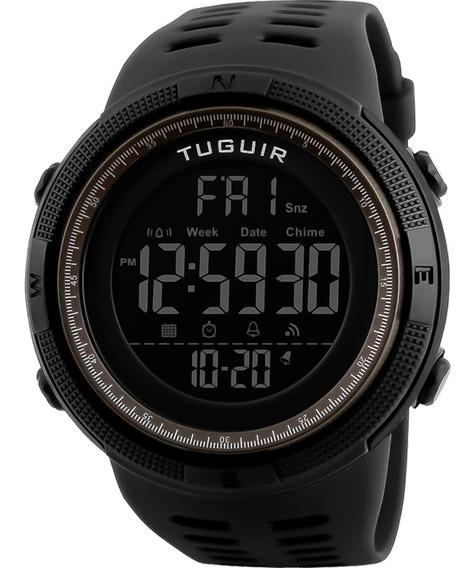 Relógio Masculino Tuguir Original Com Garantia E Nfe