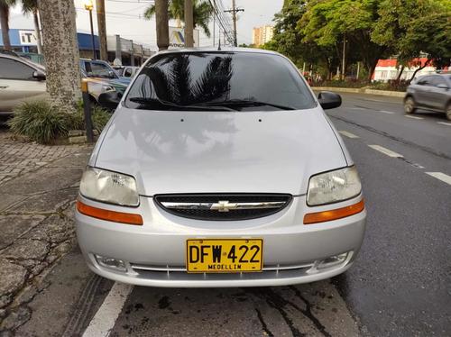 Chevrolet Aveo 2012 1.5 Family