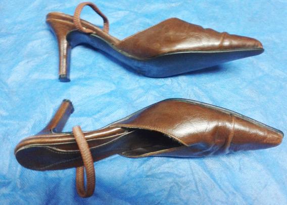 Zapatos Marrones N°37 Martino
