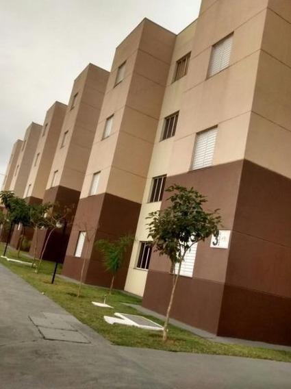 Apartamento Para Venda Em Itaquaquecetuba, Jardim Do Algarve, 2 Dormitórios, 1 Banheiro, 1 Vaga - 170818_1-806991