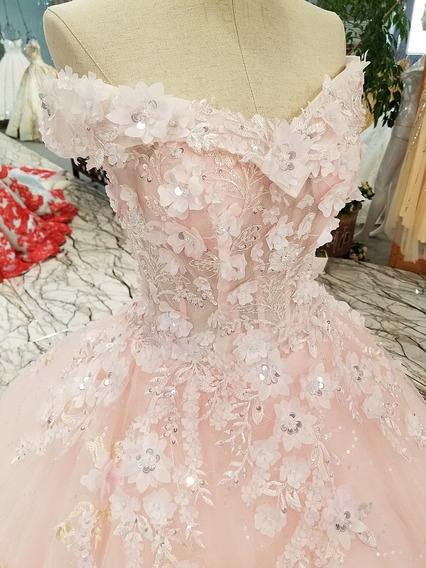 Vestidos Xv Quince Años 15 Años Promocion Hot Sale Oferta Wa