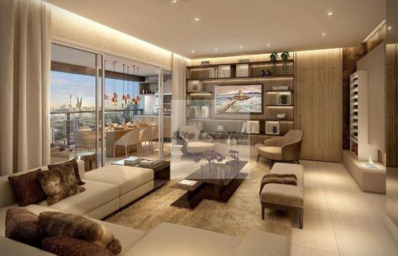 94933 Ótimo Apartamento Para Venda No Brooklin - Ap2940