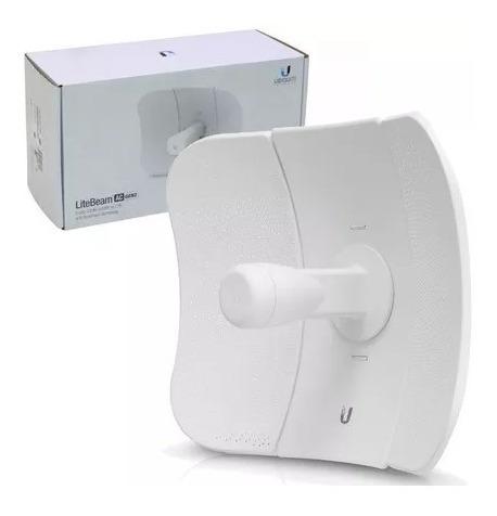 Antena Ubiquiti Lbe-5ac-gen2 Litebeam Cpe 23dbi 5,8ghz Ac