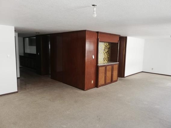 Renta Departamento De 200 M2 En La Del Valle