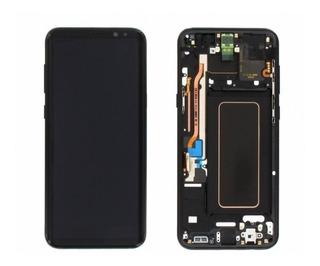 Modulo Display Lcd Samsung S8 - G950 - Con Marco Original