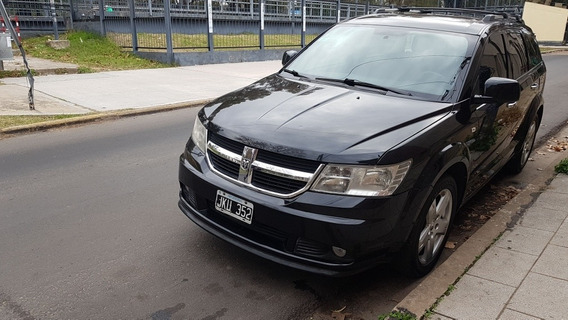 Dodge Journey 2011 2.7 Rt Atx (3 Filas)+dvd+techo
