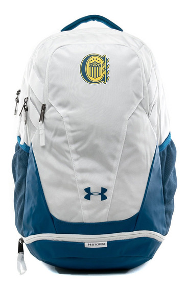 Mochila Rosario Central Oficial Hustle Under Armour