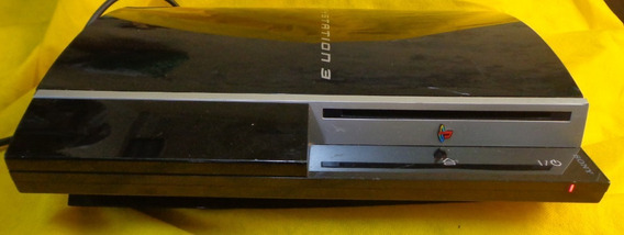 Console Playstation 3 Fat Cechl00- Defeito