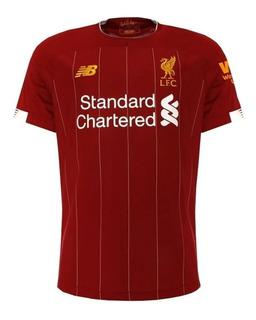 Camisa Liverpool Original Oficial