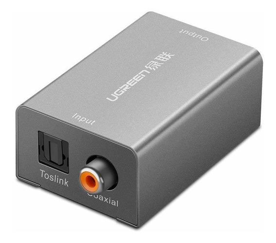 Ugreen Digital Optical Toslink Coax To Analog Audio Converte