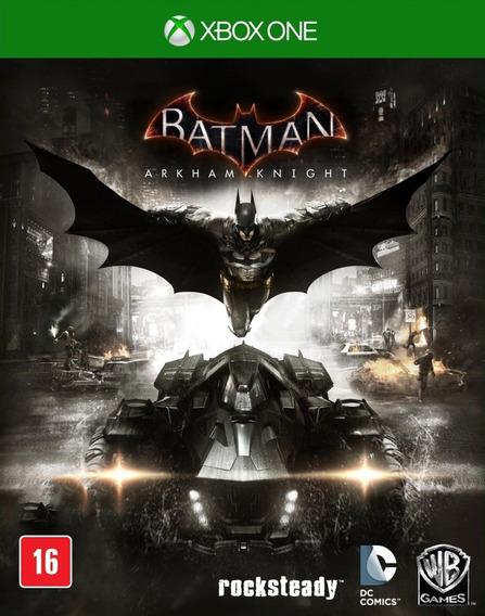 Batman Arkham Knight Xbox One 100% Português