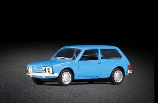 Miniatura Vw Brasilia 1973