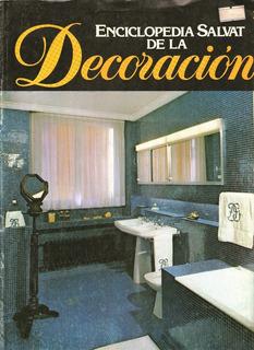 Enciclopedia Salvat Decoracion Lote X4 Fasc.coleccionables