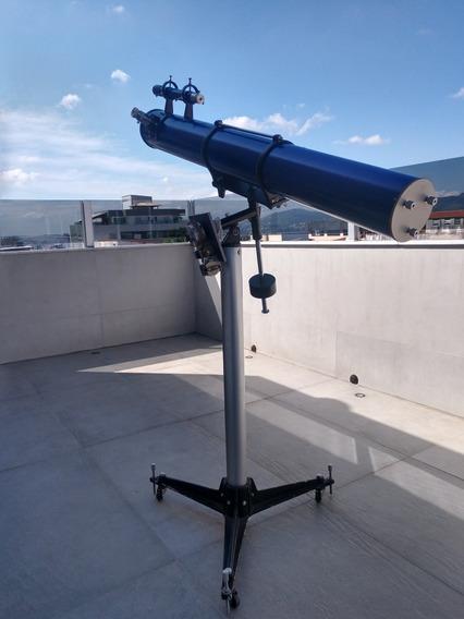 Telescópio Marca B. Riedel, 135mm