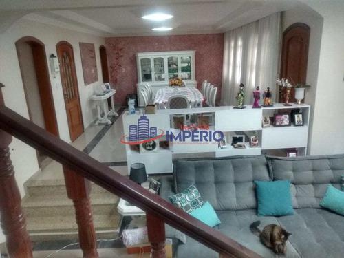 Sobrado Com 4 Dorms, Vila Rosália, Guarulhos, Cod: 6810 - A6810