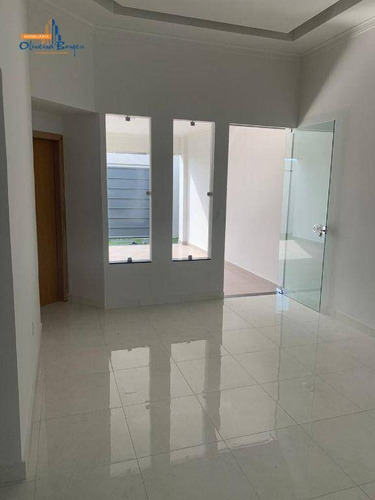 Imagem 1 de 27 de Casa Com 3 Dormitórios À Venda, 110 M² Por R$ 290.000 - Residencial Verona - Anápolis/go - Ca1916