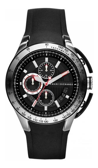 Relógio Armani Masculino Exchange Ax1400/8pn Original Barato
