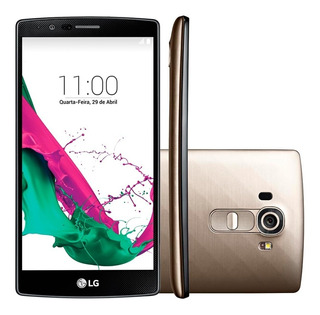 Lg G4 H815p 32gb 3gb Ram 4g 8mp Branco Vitrine