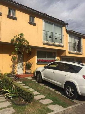Lomas De Atizapan Condominio De 28 Casas Excelente Casa