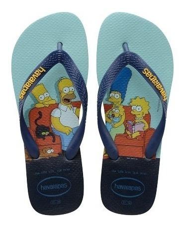 Chinela Havaianas Simpson Meninos Original