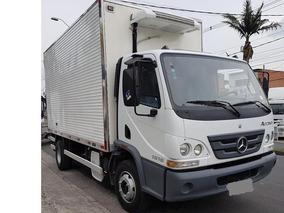 Mercedes-benz Accelo 1016 Thermoking V-300 Entrada E Parcela
