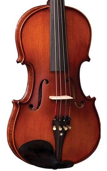Violino Eagle Ve244 + Case + Breu + Arco Oferta!