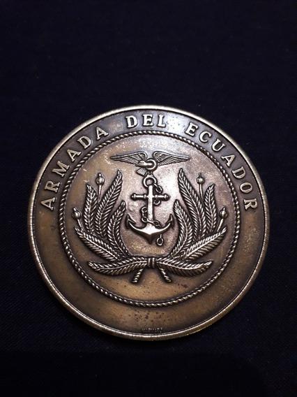 Medallas Armada Ecuador Fragata Be Guayas Copa Galapagos.