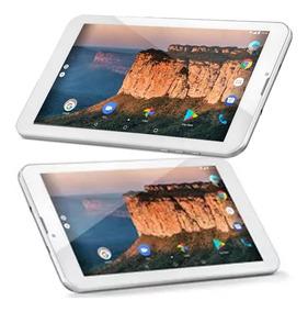 Tablet Multilaser Prata M9 3g 8g 2 Chip Nb284 Nota Fiscal