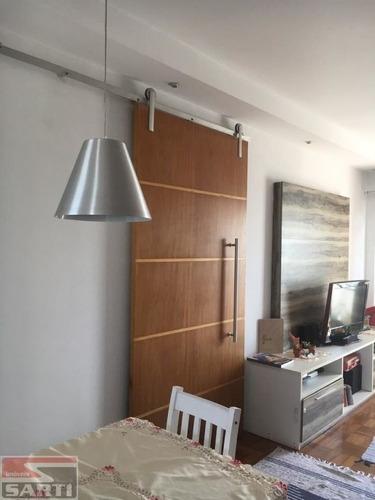 Imagem 1 de 14 de Apartamento Próximo Ao Bairro Do Sumarezinho - St15226