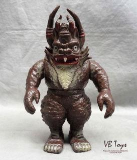 Sofubi Kaiju Ultraman Miclas Monster Japón 1983 Golden Toys