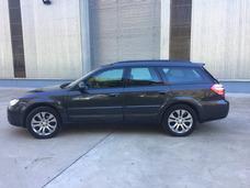 Subaru Outback 3.0 - Blindada Impecable
