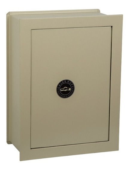 Caja Fuerte 40x30x15 De Embutir Tesoro De Amurar Full
